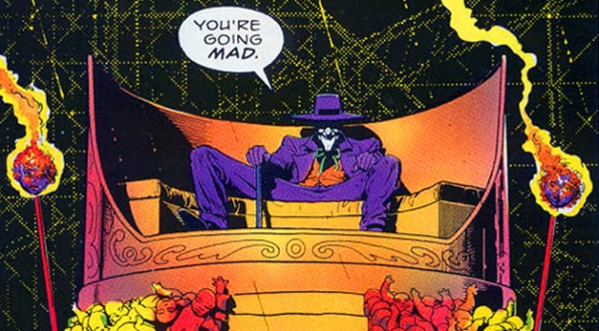 The Man Who Laughs: The 20 Greatest Joker Moments, Part I