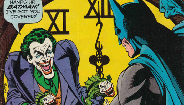 The Man Who Laughs The 20 Greatest Joker Moments Part