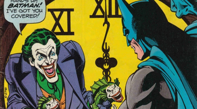 The Man Who Laughs: The 20 Greatest Joker Moments, Part III