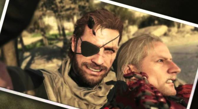 3 Most Amusing Things To Do In Metal Gear Solid V: The Phantom Pain