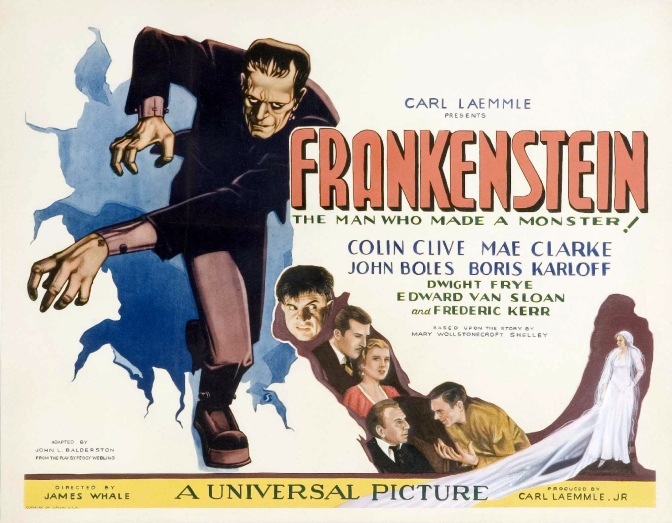 Countdown to Halloween: Horror Films of the Hollywood Pre-Code Era