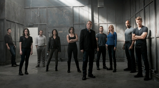 Agents of SHIELD Season 3 Trailer and Promo Shots