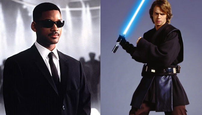 Casting Questions: Men In Black and Star Wars, Choosing Whom to Return