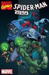 SPIDER-MAN 2099 #4 Marvel '92 Variant