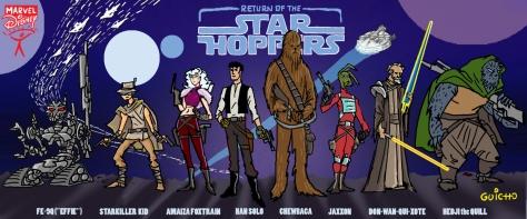 star hoppers