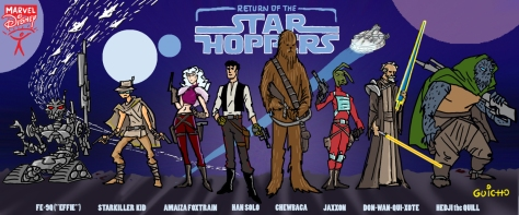 star hoppers