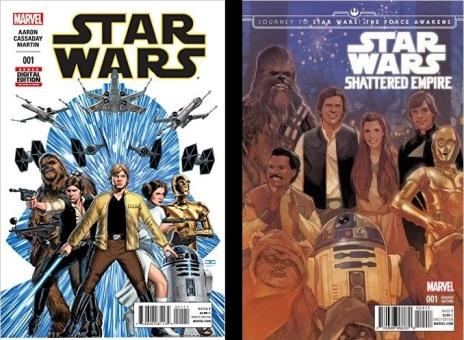Star Wars Comics Canon Article