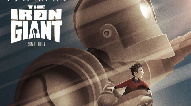 From the Scrapheap: Iron Giant Remastered, Returning to Theaters and Toy Stores