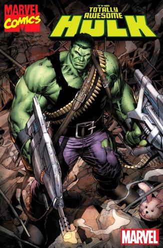 TOTALLY AWESOME HULK #1 Marvel '92 Variant