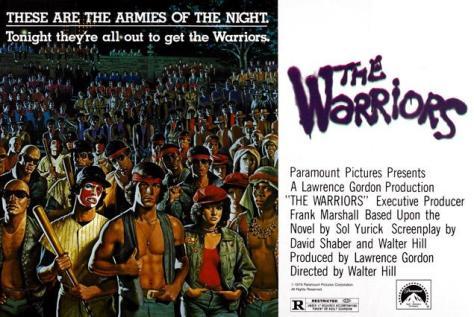 warriors-poster