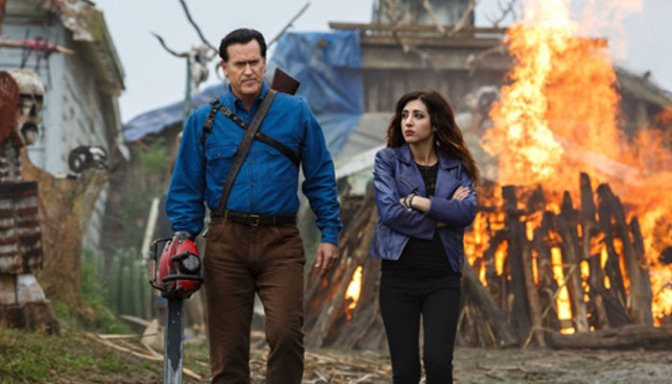 Ash vs Evil Dead Renewed Before Halloween Series Premiere!