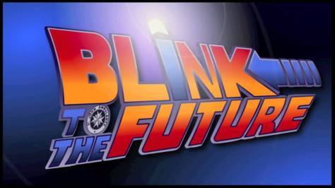 back to the future celebration blink to the future