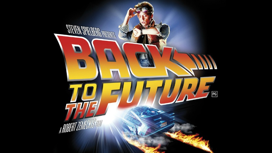 back to the future celebration lead in