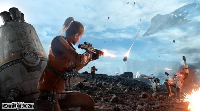 Star Wars Battlefront: Our Thoughts on the Beta
