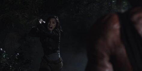Danielle Harris in Hatchet III
