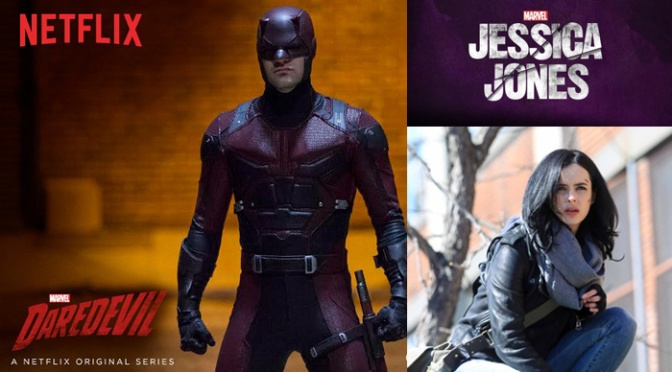 Marvel & NetFlix: Daredevil's Season 2 Trailer and More Jessica Jones