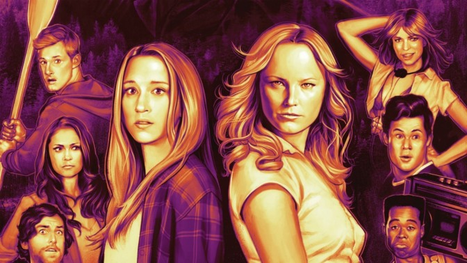 The Final Girls Appears to Being Doing The Horror Spoof Right