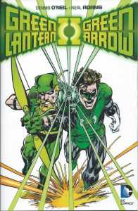 Green Lantern Gren Arrow Cover