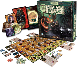 halloween table top games arkham horror 1