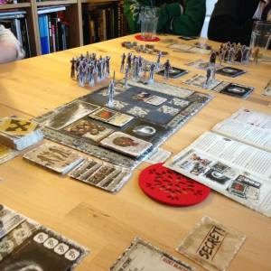 halloween table top games dead of winter 2