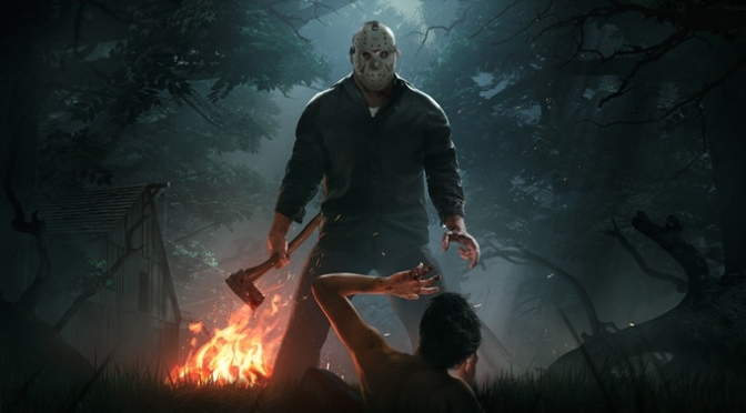 Countdown to Halloween: Jason Voorhees Is Coming to PC's and Consoles