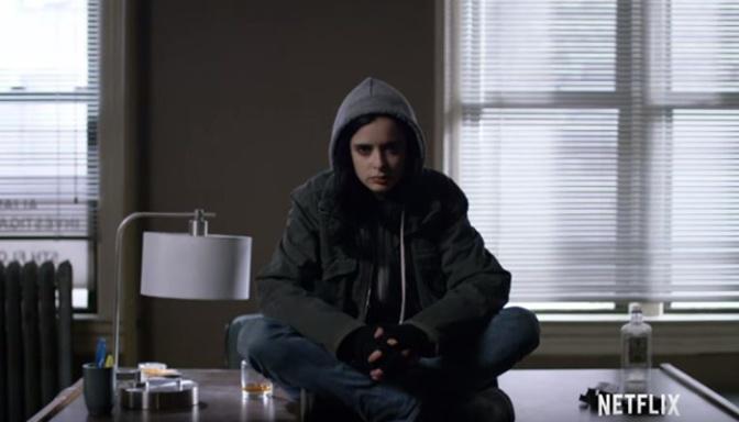 NetFlix Releases Official Trailer for Marvel's Jessica Jones