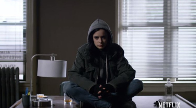 NetFlix Releases Official Trailer for Marvel's Jessica Jones
