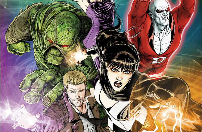 Justice League Dark A Priority, Rumored To Start in 2016