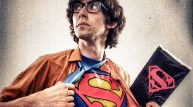 Max Landis Pitches His Man of Steel 2 and More