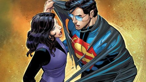 Lois Lane Discovers Supermans Secret Identity