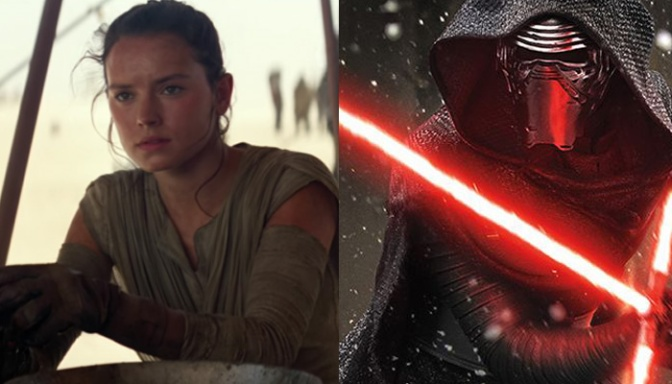 The Force Awakens: Why Rey and Kylo Ren Are Not Siblings