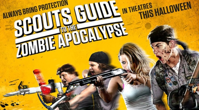 Countdown to Halloween: Scouts Guide to the Zombie Apocalypse