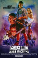Scouts ILLUSTRATED_POSTER