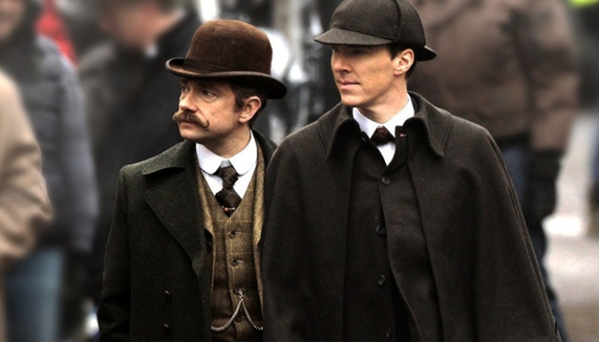 Sherlock Releases Trailer for Impending 19th Century Christmas Special