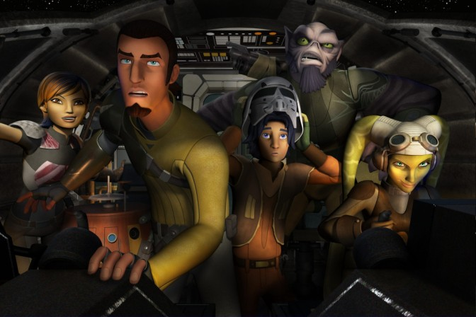 Star Wars Rebels Season 2 Premieres TONIGHT!