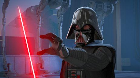 Star Wars Rebels Vader