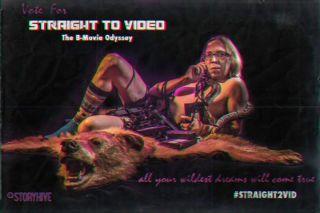 straight to video b movie odyssey 9