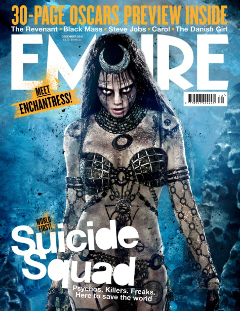 Suicide Squad - Empire Photos - Enchantress