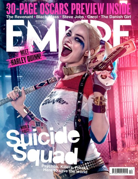 Suicide Squad - Empire Photos - Harley Quinn