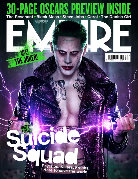 Suicide Squad - Empire Photos - Joker
