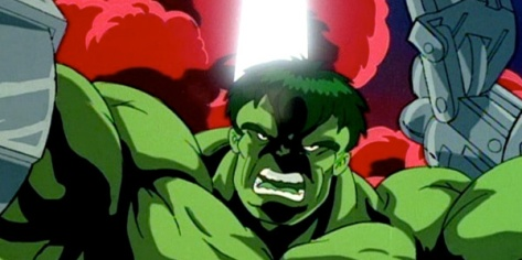 Super Saturdays - The Incredible Hulk