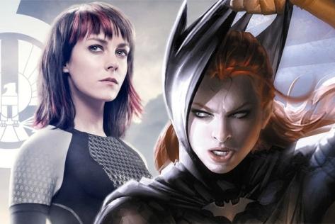 Batman DCEU - Batgirl