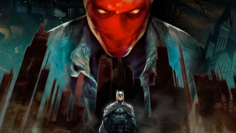 Batman DCEU - Batman Under the Red Hood