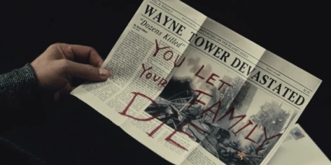 Batman DCEU - Joker Clue 1