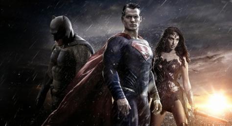 Batman DCEU - Trinity