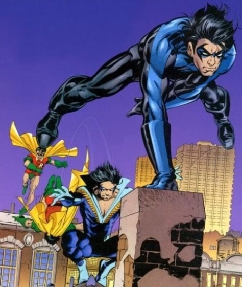 Boy Wonder - Robin to Nightwing