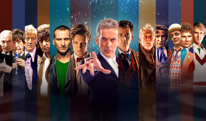 Latest News From The WHOniverse: Tennant's Return, Capaldi's Future, and K9!