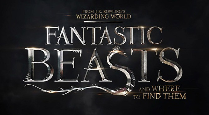 Rowling's Bringing Magic Back With Fantastic Beasts And A Cursed Child