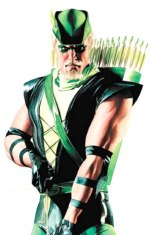 Green-Arrow-by-Alex-Ross