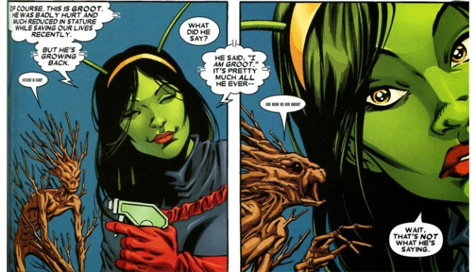 Ex-Avenger Mantis May be Preying in Guardians of the Galaxy Sequel